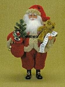 Karen Didion Originals CHRISTMAS PAST SANTA 16 inch CC16 25