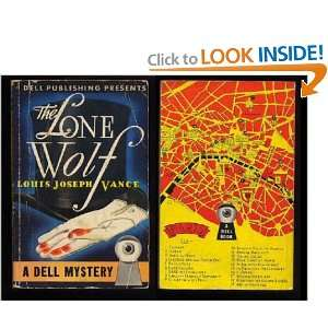 The Lone Wolf Louis Joseph Vance Books