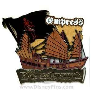 Disney Pin/Pirates of the Caribbean at World End
