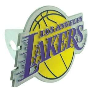 Los Angeles Lakers Logo Hitch Cover Automotive