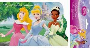 Disney Princesses Sticker Album