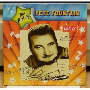 of Pete Fountain Volume II Double Gateleg LP: Pete Fountain: Music