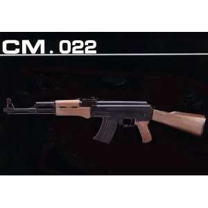 AEG Electric CYMA AK 47 Assault Rifle FPS 200 Airsoft Gun