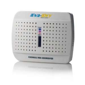 Eva dry Renewable E 333 Wireless Mini Dehumidifer: Health