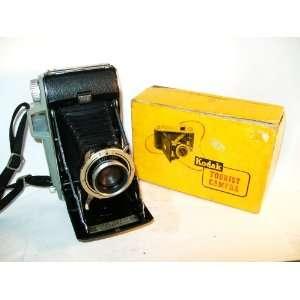 Vintage Kodak Tourist Folding Camera