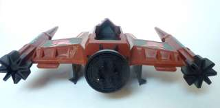 Buck Rogers Complete Set with Land Rover Draconian Marauder MEGO 1979