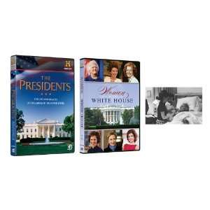 The Presidents and Their Families DVD Set Electronics