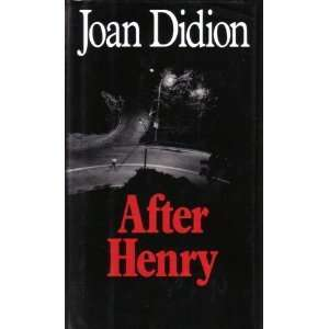After Henry (9780671727314) Joan Didion Books