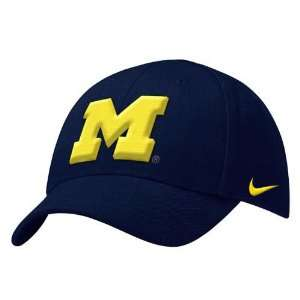 Nike Michigan Wolverines Infant Navy Blue Classic