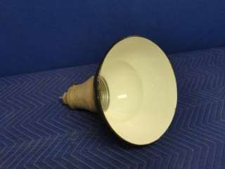 Large Green Benjamin Metal Industrial Light Fixture R26