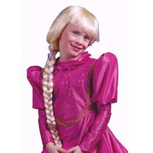 Rapunzel Wig Child Costume Accessory Toys & Games
