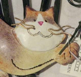 Kitty Cat Garden Jiggle Stake Regal Art Quality