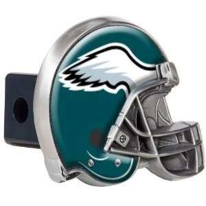 Philadelphia Eagles Metal Helmet Trailer Hitch Cover