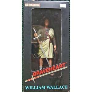 Braveheart William Wallace Mel Gibson Figure Toys & Games
