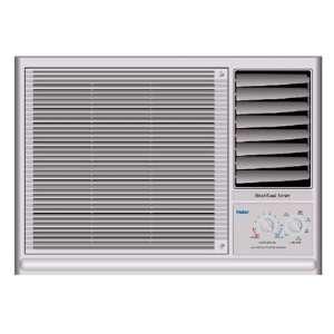 DHHWS08XH7 8000 BTU Heat & Cool AC Electronics