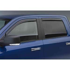 EGR 572751 Dodge Ram In Channel Smoke Vent Visors   Vent Visors