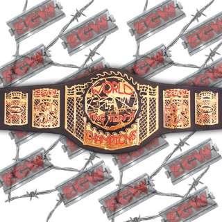 ECW TAG TEAM CHAMPIONSHIP KIDS REPLICA WRESTLING BELT