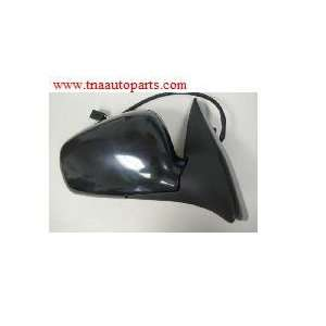 , LEFT SIDE (DRIVER), POWER HEATED with MEMORY without ELECTROCHROMIC