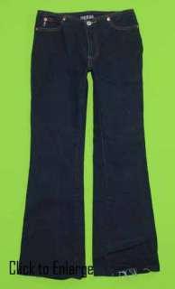 Guess sz 26 x 28 Stretch Womens Blue Jeans Denim Pants EJ1