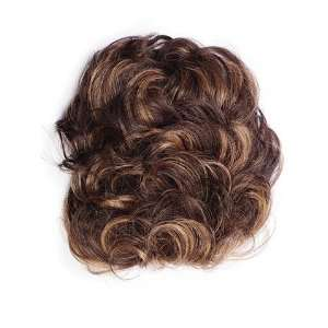 Pull Thru Human Hair Hairpiece by Wig Pro Beauty