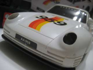 Kidsmate Porsche 959 Turbo Radio Control NIB