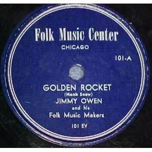 Gun Boogie/Golden Rocket (1951).: Jimmy Owen and his Folk Music Makers