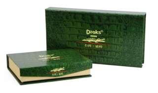 Mens fashion high quality genuine leather long Wallet lattice Purse