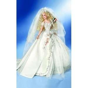 Ashton Drake Porcelain Doll   SILVER PRELUDE BRIDE Toys