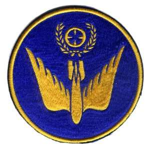 4th Bomber Command 5 patch Office Products