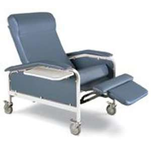 Care Cliner X Large w/Steel Casters (Catalog Category Patient Chairs