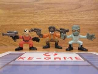 Star Wars Galactic Heroes 3 Ugly Dudes Snaggletooth + (Buy 3 GH  Free