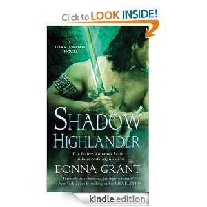 Shadow Highlander A Dark Sword Novel Donna Grant  Kindle