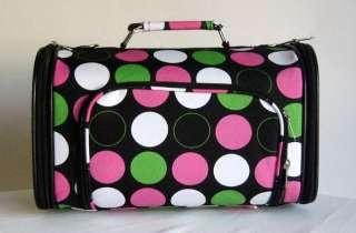 15 Pet Luggage/Carrier Dog/Cat Travel Bag Purse Pink