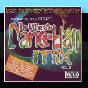 The Ultimate Dancehall Mix Volume 2 Various Artists