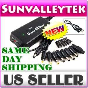 90W Universal Laptops AC Adapter fits Targus APA01US