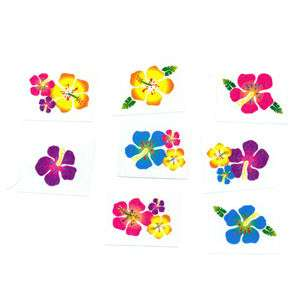 Shop for Hibiscus Glitter Tattoos, Luau, All. Plus tons of other