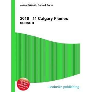 2010 11 Calgary Flames season Ronald Cohn Jesse Russell Books