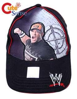 WWE Wrestling John Cena Cap Adjustable Baseball Cap Hat
