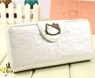 Sanrio HelloKitty Long Wallet Coin Bag Card Purse P05 W