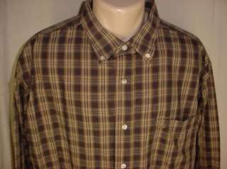 White Owl Clothing Co. Mens Casual Button Front Shirt   size 2XL