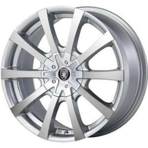 Von Max VM13 16x7 Silver Wheel / Rim 5x112 & 5x4.75 with a 40mm Offset