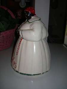 Collectible Vintage Mammy Cookie Jar by McCoy