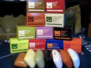 Choose Nubian Heritage Dudu Osun Bar African Black Soap Olive Shea
