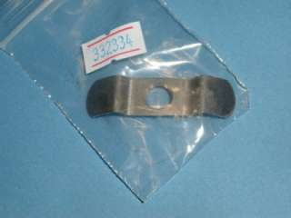 Bracket Plate New Factory OMC Johnson Evinrude Trolling Motor