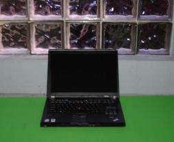 IBM/Lenovo Thinkpad T61 Laptop PC Core2Duo 2.2GHz 2GB DVD RW