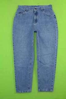 Lee sz 12 x 28 Womens Blue Jeans Denim Pants GH66