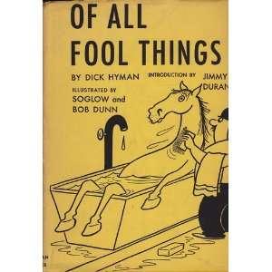 fool things, A book of nonsensical Americana Richard Hyman Books