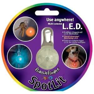 SpotLit L.E.D. Carabiner Light Disc O