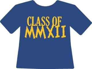 MMXII   SENIOR   Class of 2012   High School   Graduate