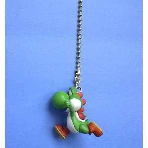 Nintendo Mario Brothers YOSHI Ceiling Fan Light Pull